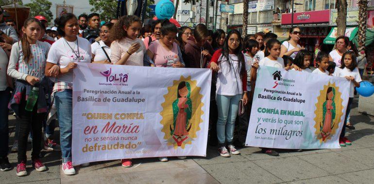 Peregrinación a la Basílica de Guadalupe